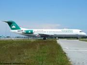 YR-FZA Carpatair Fokker F100 EDDM