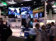 ESOF 2012: European Commission booth