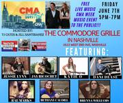 Jessie Lynn at CMA Fest - Fri. June 7th