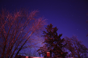 ISS pass over Amherst, Ohio,February 22nd, 2011