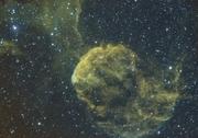 IC443 The Jellyfish nebula
