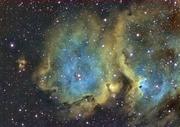 IC1848 Part of the Soul Nebula