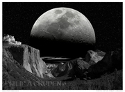 Yosemite Moon, Creation Dream II