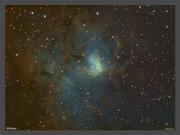 NGC1491 - narrowband