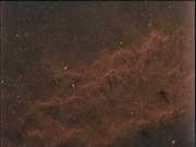 California Nebula Narrowband (False colour)