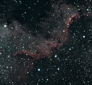 NGC7000 - BFSP 2012 - Partial