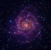 IC 342-Hidden Galaxy