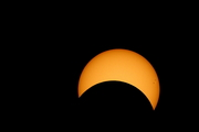 From QC. Canada Solar Eclipse  2017 August 21  at  14:34