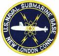 Naval Submarine Base, New London