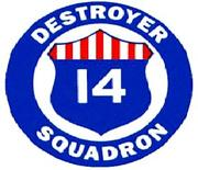 Destroyer Squadron Fourteen