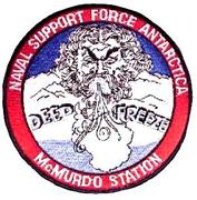 Naval Support Force Antarctica NSFA