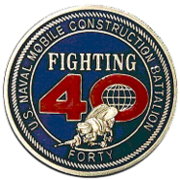 Mobile Construction Battalion Forty NMCB-40