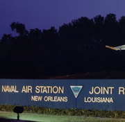 Naval Air Station Joint Reserve Base New Orleans