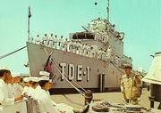 USS Recruit TDE/TFFG-1
