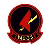 Tactical Electronic Warfare Squadron 33 VAQ-33