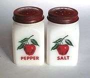 Collectible Glass Kitchen Shakers