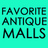 ANTIQUE MALLS