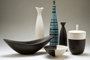 Mid Century Pottery and Ceramics