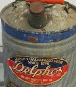 Vintage Oil Can Fans!
