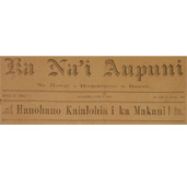 Hawaiian-Language Newspaper Research