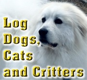 Log Dogs, Cats & Critters