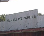 Waiahole Poi Factory