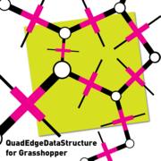 QuadEdgeDataStructure for Grasshopper