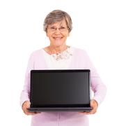 Abuelitas en Internet