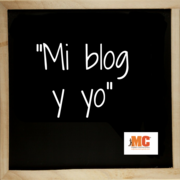 """Mi blog y yo"".  Taller de Introducción a los blogs"