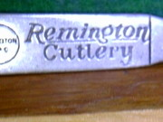 REMINGTON  KNIFE   CLUB