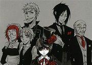 Black Butler Fans!