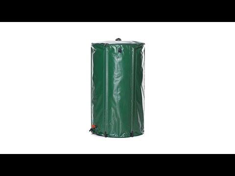 Improvements 74Gallon Collapsible Rain Barrel