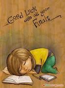 good luck for ur exam