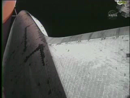 Endeavour's Booster View