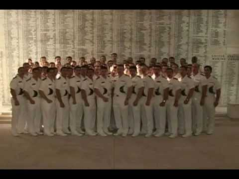 U.S. Naval Academy Glee Club - U.S.S. Arizona Memorial