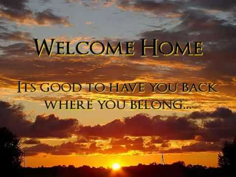 Welcome Home Soldier (Beautiful Tribute)