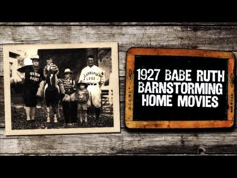 First Pick - Episode One: Babe Ruth, Tonto and the Original Playboy