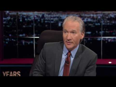 """Maher Still """"Not Crazy"""" About Vaccinations"""