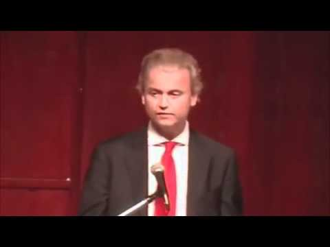 Geert Wilders - Toronto, May 2011 - PART 1 of 3