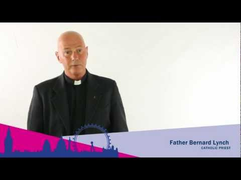 Father Bernard Lynch - Secular Europe Campaign