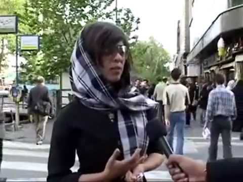 Iranian Youth Ditch Oppressive Islam