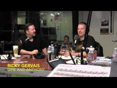 Ricky Gervais talks Atheism and Religion