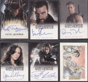 Autograph Cards and Sketch Cards