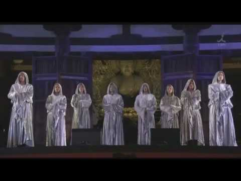 Moment Of Peace & Arrival Live at Toshodaiji in Nara, Japan - Gregorian and Amelia Brightman -