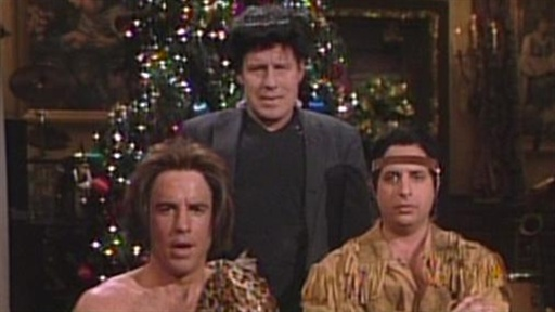Saturday Night Live - Season's Greetings From Tarzan, Tonto and Frankenstein