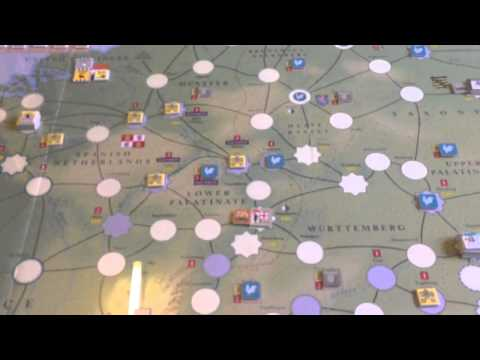 Thirty Years War Boardwargame