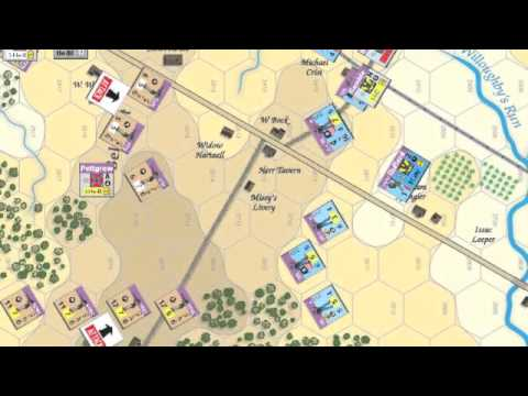 Three Days of Gettysburg [GMT Games] - (Full Campaign - Part I) - 0700-1200, 1 July, 1863