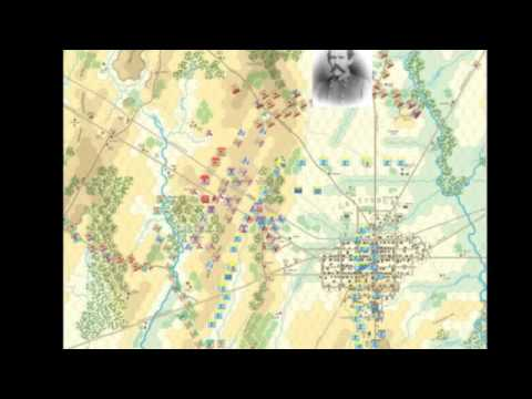 Three Days of Gettysburg [GMT Games] - (Full Campaign - Part II) - 1200-1500, 1 July, 1863