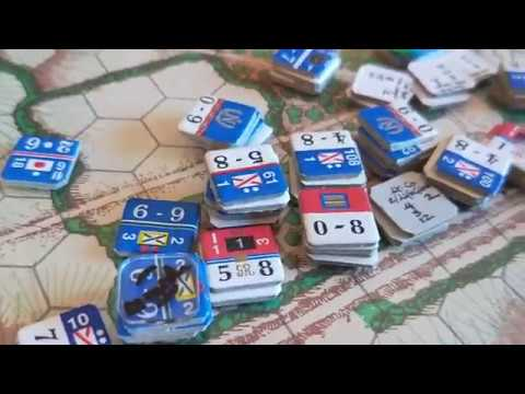Waterloo - 1:40pm - Marcognet's III Division drives the Dutch-Belgians back!