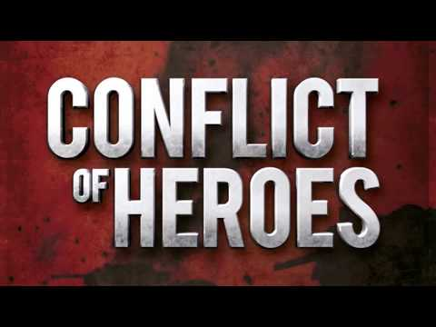 Conflict of Heroes 3rd Edition Rules Changes